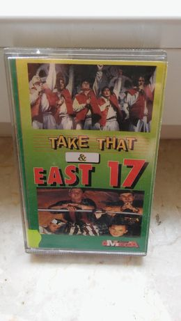 kaseta Take That & East 17