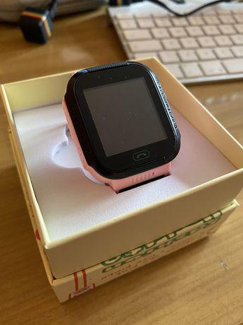 Smartwatch dla dzieci wysyla lokalizacje mnostwo funkcji
