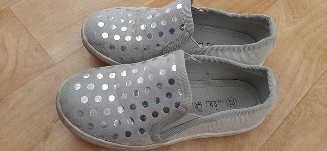 Buty dla dziewczynki r28