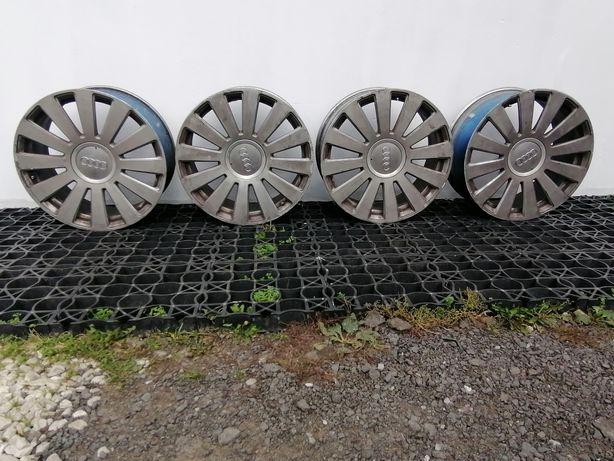 "Felgi Audi S-Line 5x112 Audi VW Skoda Seat  18"" otwór centrujący 57mm"