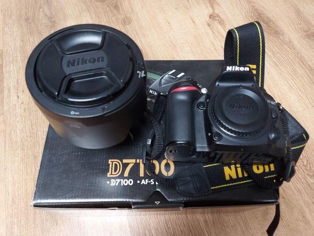 NIKON D7100 + Nikkor 17-55 f2.8 AF-S G ED