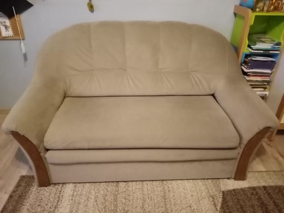 Sofa stan idealny 300 zł Konin - image 1