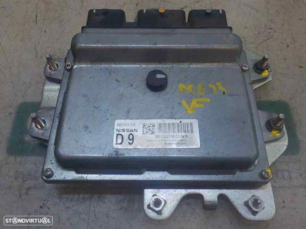 Centralina do motor NISSAN QASHQAI / QASHQAI +2 I (J10, NJ10, JJ10E) 1.6 HR16DE