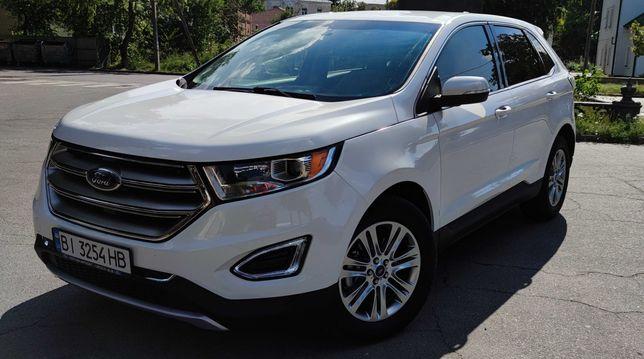 Ford Edge SEL 6/2017 Perlamuter