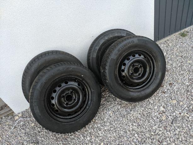 """Komplet kół zimowych Opel 14"""""""