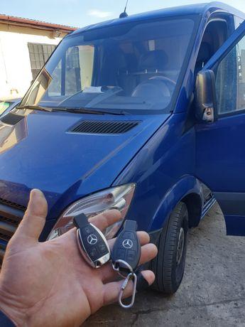 Mercedes Sprinter w906,Vito w639,kluczyk ,kodowanie ,naprawa, eis,ezs