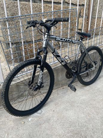 Bicicleta de Montanha Scott YZ1 Project Octagon