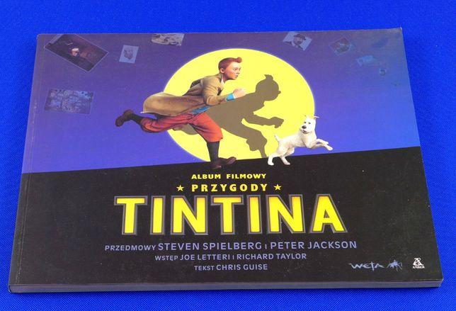 Przygody Tintina Album filmowy PL
