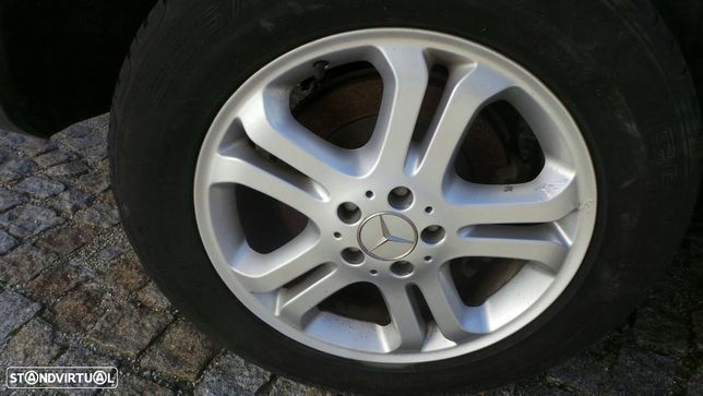 Conjunto De Jantes Mercedes-Benz M-Class (W164)