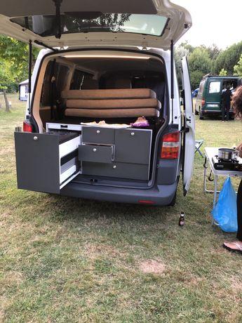 Campervan Vw transporter TDI 1.9 aluguer 65€/dia