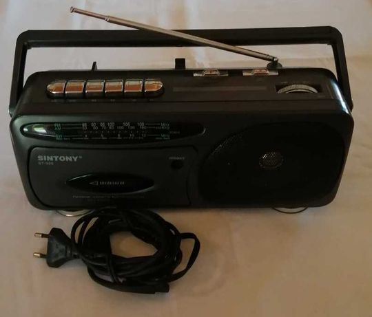 Radio Radiomagnetofon SYNTONY - FM/SW/AM