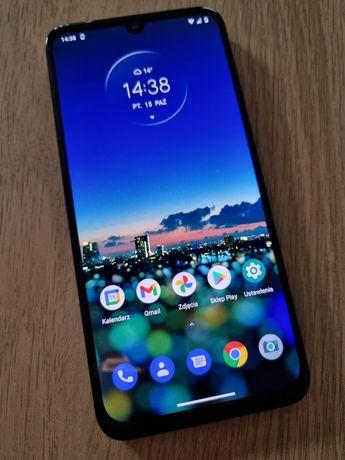 Motorola One Zoom, komplet, praktycznie nieużywana, stan idealny