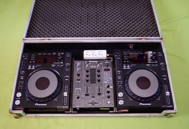 Case Walizka Skrzynia Pioneer CDJ 850 / 900 DJM 250 / 350 / 400