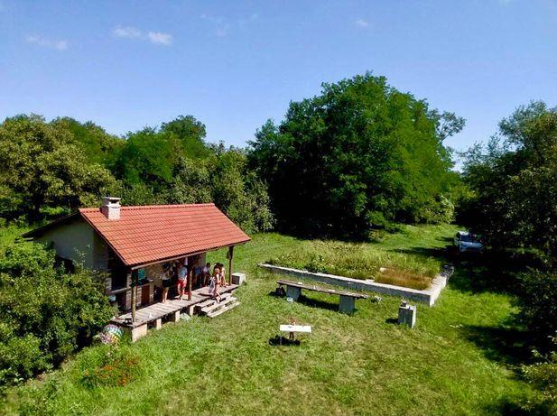 Дом в Черкасской области (село Сушки)