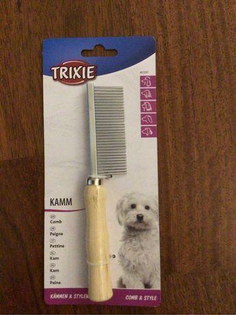 Trixie gęsty grzebień dla psa,kota, idealny dla West White Terrier