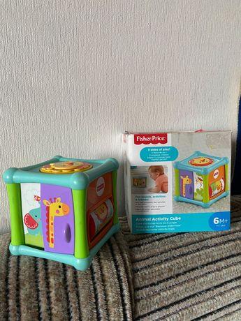 Продам детскую развивающую игрушку fisher price