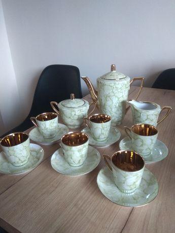 Zestaw kawowy porcelana Karolina