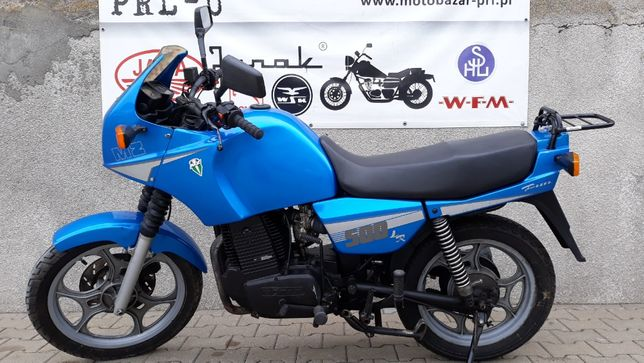 MZ-500 LR-FUN- motobazar-prl.pl
