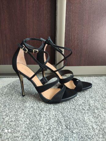 Sandały Kazar czarne rozmiar 40
