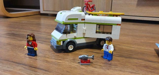 LEGO City 7639 samochód kempingowy