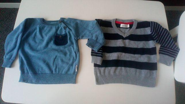 Sweter chłopięcy Reserved i Early Days - 2 sztuki, rozmiar 80