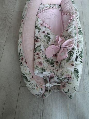 Kokon i rozek niemowlęcy amaloo