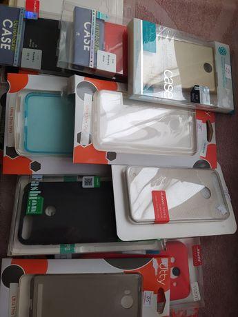 чехлы для Huawei, Хуавей Nova Leo/2/3i. Y3/5/7. IPhone 5, 7 Nomi i4500