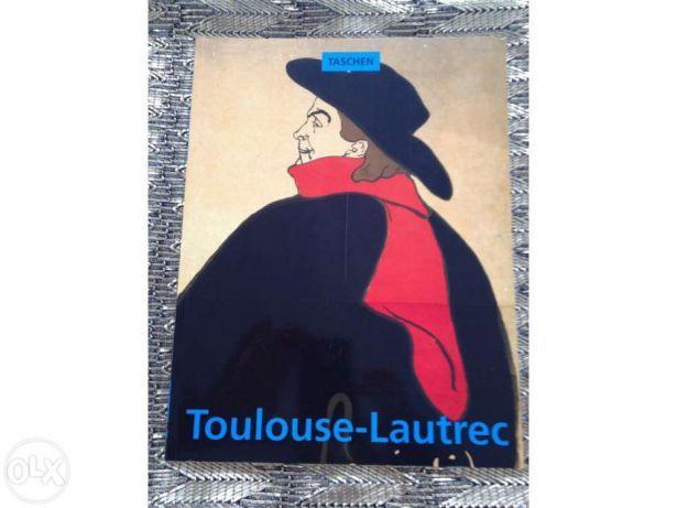 Livro pintura Toulouse-Lautrec (Ed. Taschen)