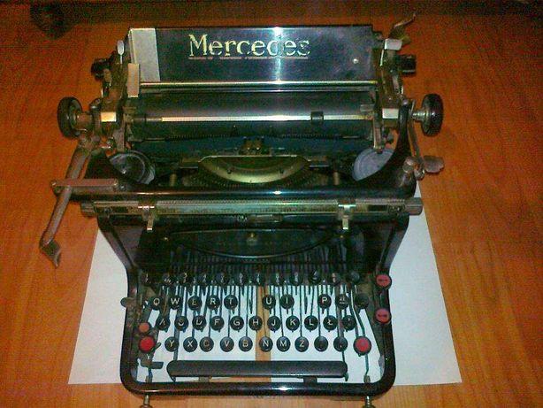 Maszyna do pisania Mercedes