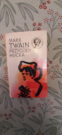 Przygody Hucka - Mark Twain