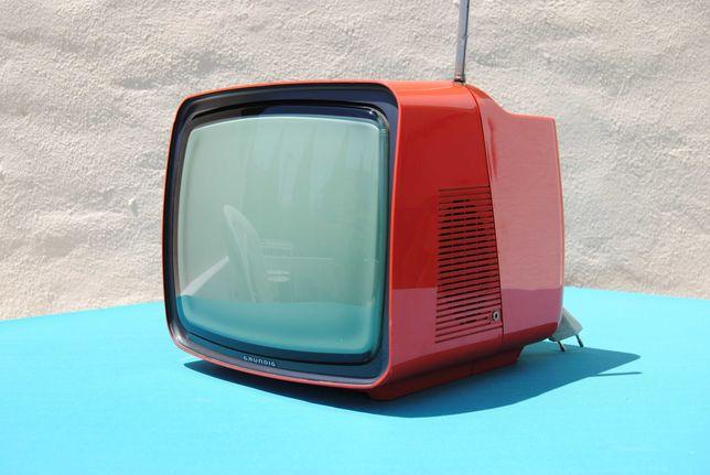 TV Televisão Grundig Triumph 1216 Vemerlha Vintage Space Age 70´s