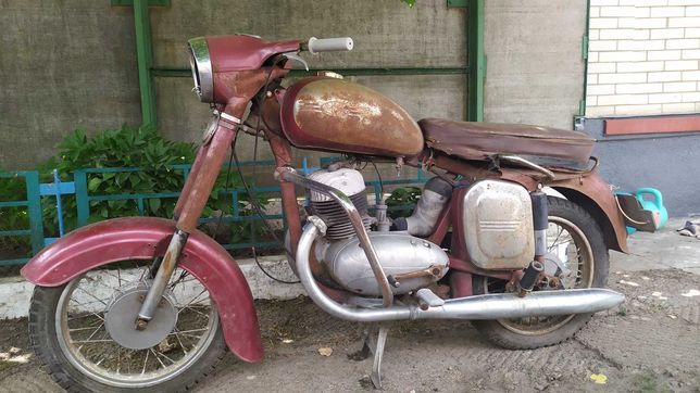 Продам Яву 250 1976 года