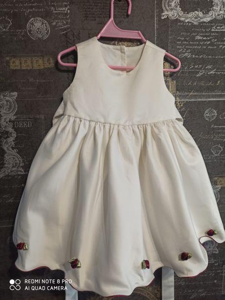 Нарядне плаття для принцеси дівчинки 2-3 рочки