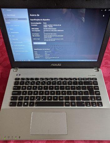 Portátil ASUS 14'' X450JF