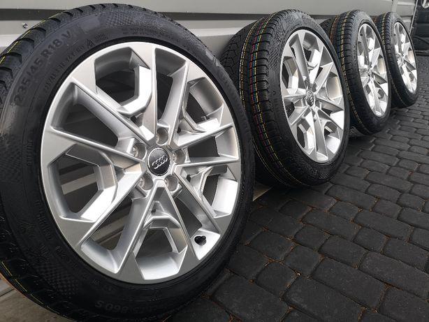 FABRYCZNIE NOWE Oryginalne Felgi Audi 18 A3 A4 A6 A8 Q2 Q3 TT