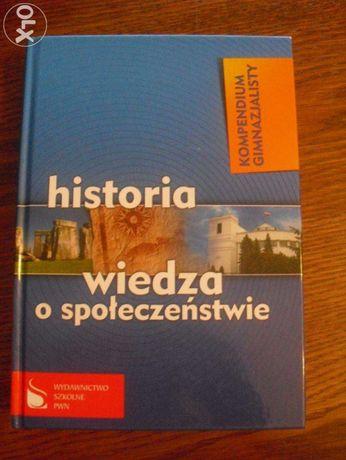 kompendium gimnazjalisty historia wiedza o społeczenstwie
