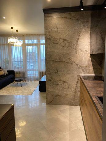 V Самая красивая квартира на Генуэзской с дизайнерским ремонтом !!!