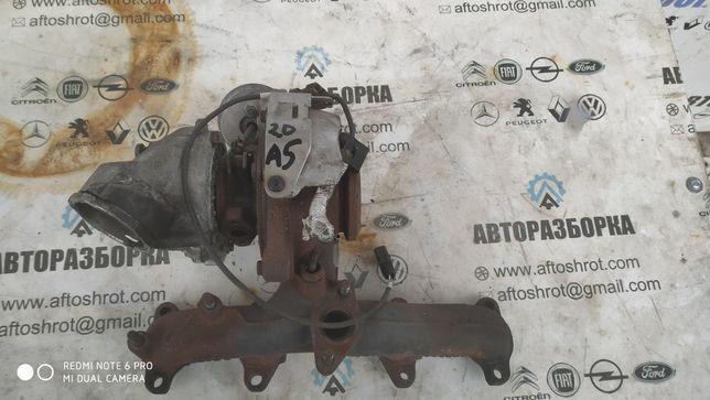 Skoda Volkswagen Турбіна 2.0 tdi 03G253014N
