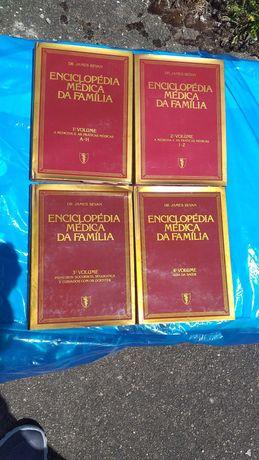 Livros Enciclopédia médica da familia