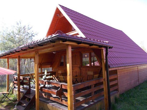 Domki letniskowe Jezioro Nyskie Noclegi Wynajem Skorochów
