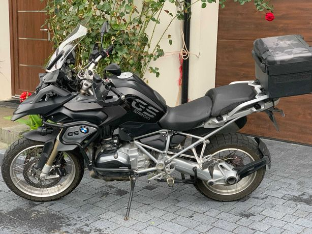 BMW r1200 GS - polski salon , full opcja , kufer , nawigacja