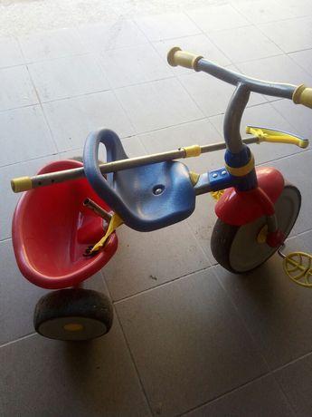 Triciclo crianças