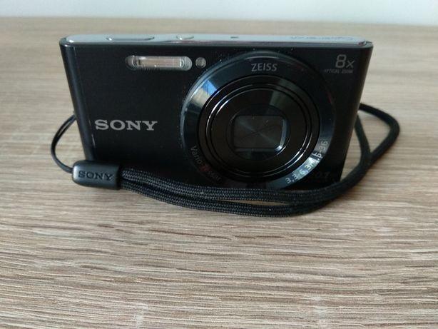 Aparat kompaktowy z optycznym zoomem SONY DSC-W830
