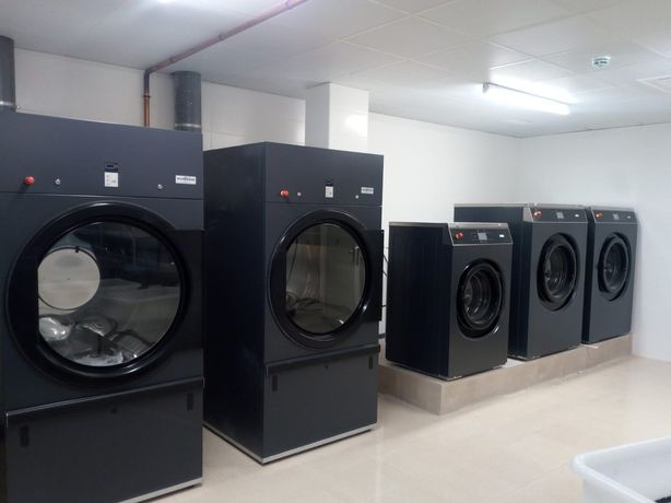 Equipamento de lavar roupa