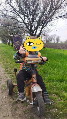 Велосипед, коляска