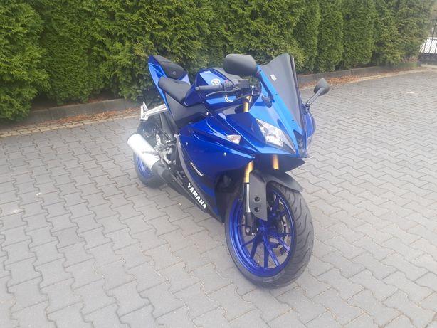 Yamaha yzf r125 / 2018r / OKAZJA