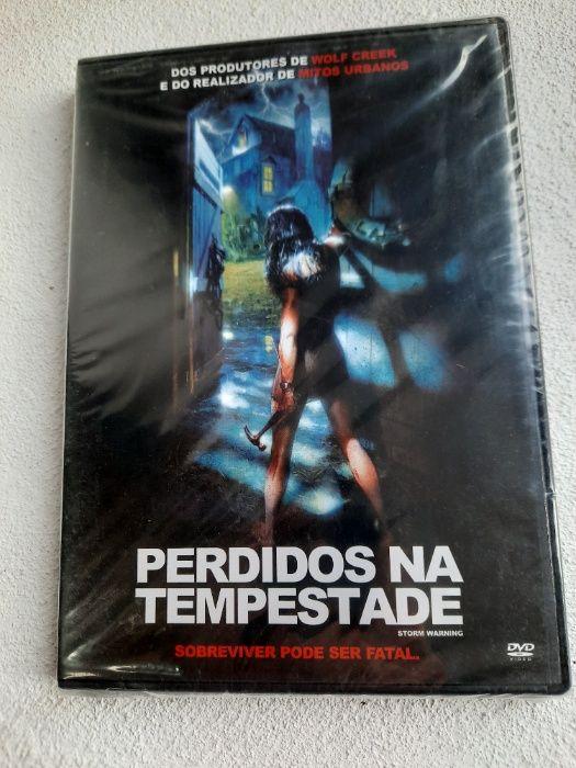 Perdidos Na Tempestade (DVD) (Selado) Odemira - imagem 1