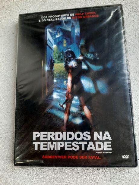 Perdidos Na Tempestade (DVD) (Selado)