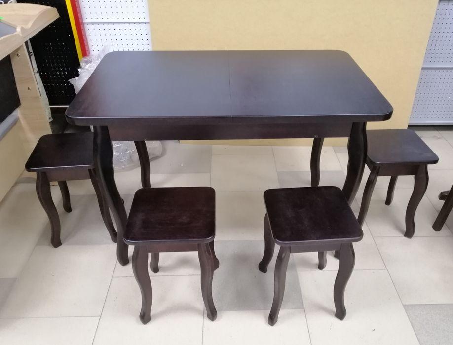 Комплект стіл і табуретки Белая Церковь - изображение 1