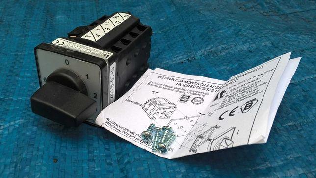 Einhell 150/170/190 Przełącznik 1-2-3-4-5-6, S-Mat 220 migomat